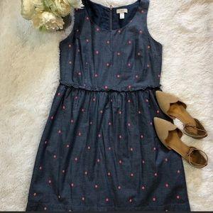 Ann Taylor Loft, cotton dress! 🌸